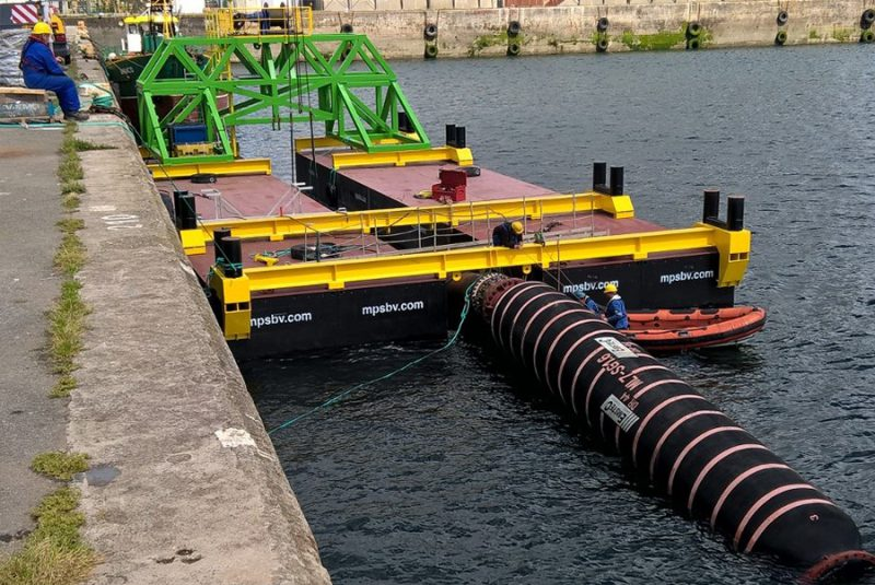 Other application - Modular Pontoon Systems B V